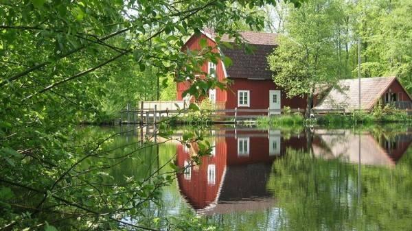 Hotel Kvarnen i Knällsberg