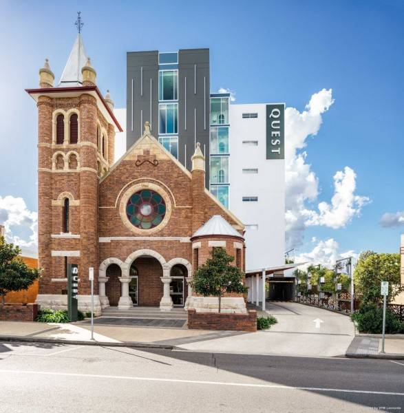 Hotel Quest Toowoomba Apartments