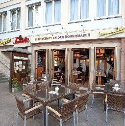 LouM City-Hotel an der Römermauer