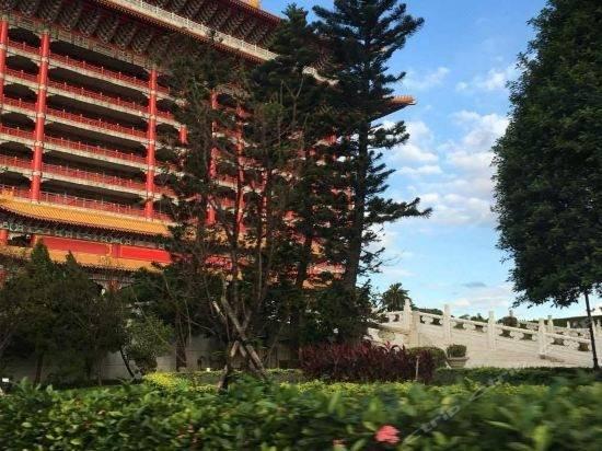The Grand Hotel Taiwan Bei Hrs Mit Gratis Leistungen
