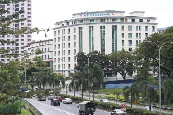 Hotel Stallions Suite