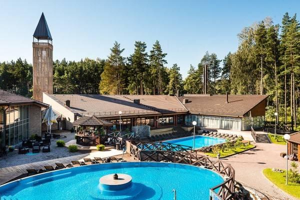 Hotel Atostogų Parkas