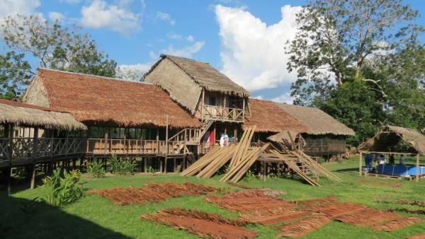 Hotel Reserva Peruana Irapai