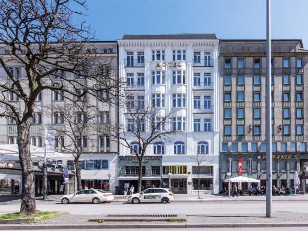 Hotel Novum Kronprinz Hamburg