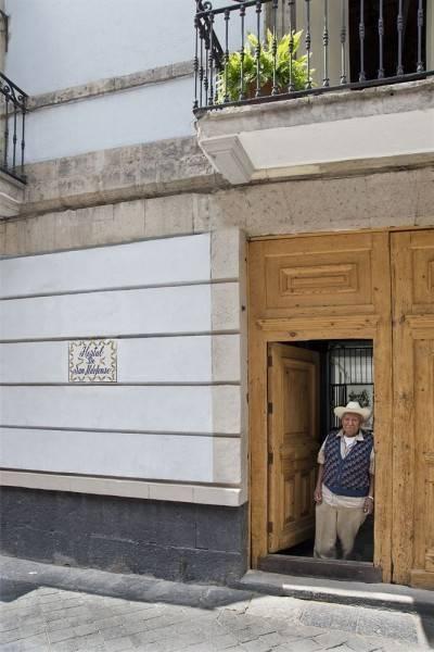 Hotel Casa San Ildefonso