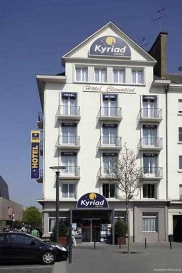 Hotel Kyriad Rennes Centre