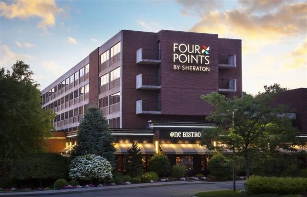 Hotel Four Points by Sheraton Norwood