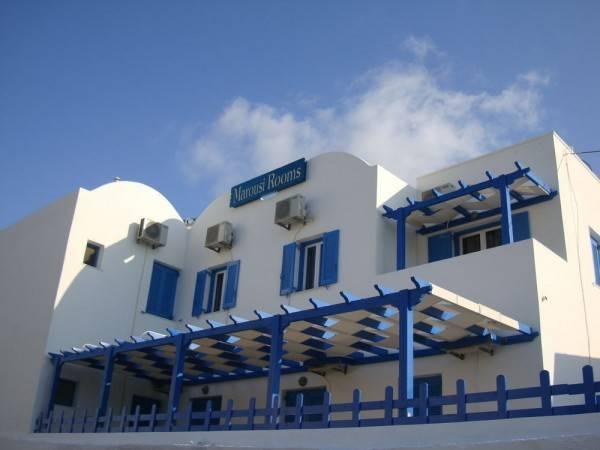 Hotel Marousi Rooms