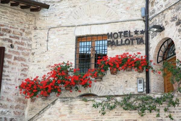 Hotel Pallotta Assisi