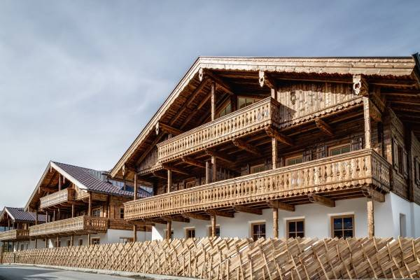 Hotel Alpin Residenzen Panoramabahn