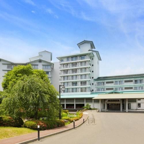 Hotel (RYOKAN) Akiho Onsen Kagaribi no Yu Ryokusuitei