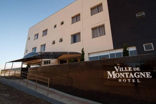 Ville de Montagne Hotel