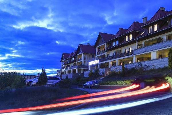 Hotel Salt Hill Apartman