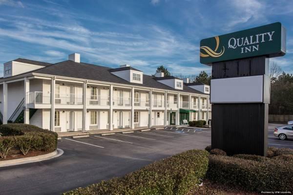 Quality Inn Laurinburg