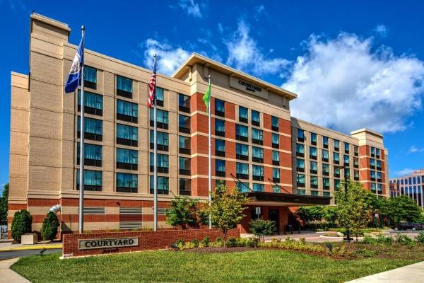 Hotel Courtyard Dulles Airport Herndon