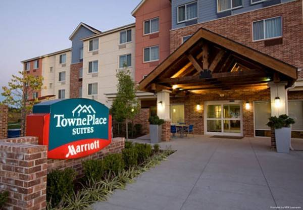 Hotel TownePlace Suites Fayetteville North/Springdale