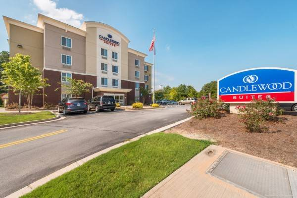 Hotel Candlewood Suites ATLANTA WEST I-20