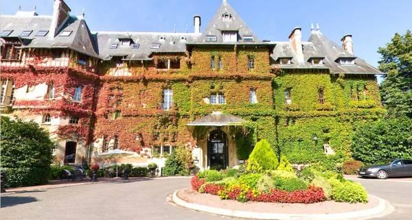 Hotel Chateau de Montvillargenne