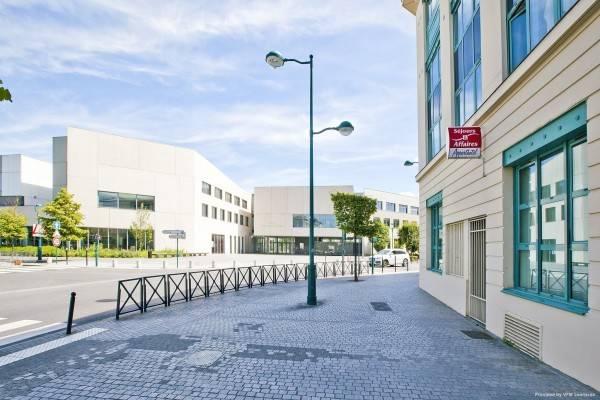Hotel Sejours & Affaires Serris Rive Gauche