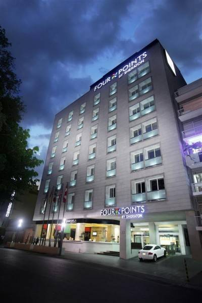 Hotel Four Points by Sheraton Mexico City Colonia Roma