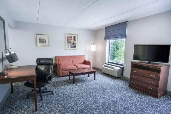 Hampton Inn - Suites Berkshires-Lenox