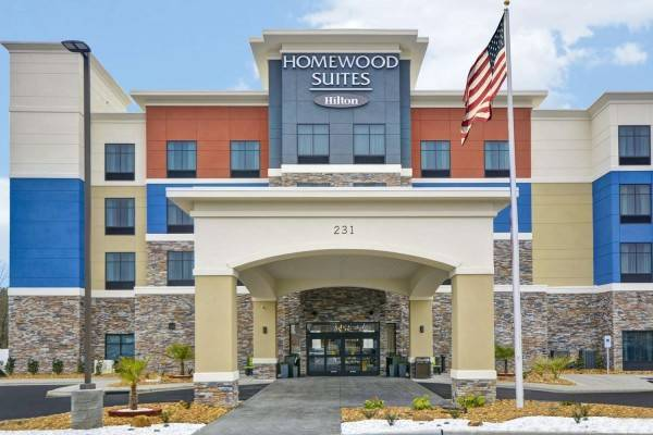 Hotel Homewood Suites by Hilton Rocky Mount
