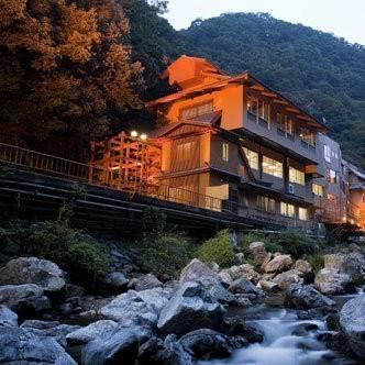 Hotel (RYOKAN) Settukyo Hananosato Onsen Sansuikan
