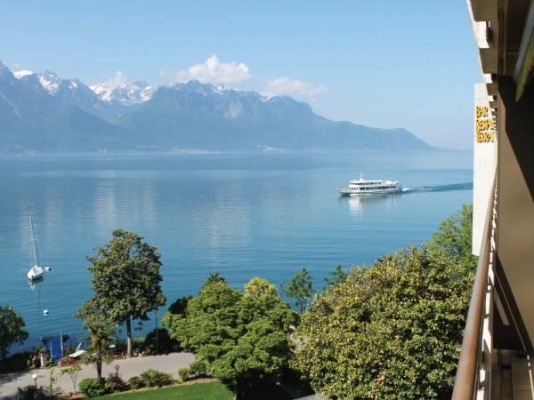 Hotel Royal Plaza Montreux & Spa