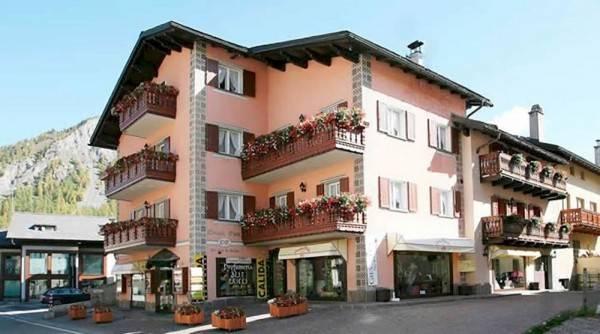 Hotel Chalet Ostaria
