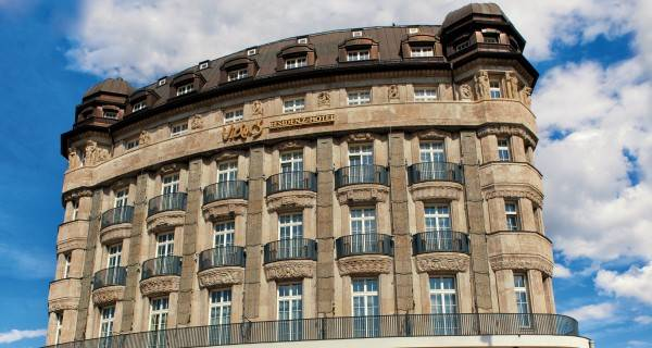 Victors Residenz Hotel Leipzig