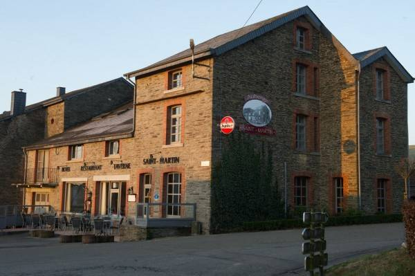 Hotel Auberge Saint Martin