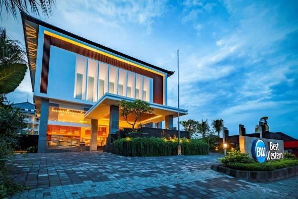 Hotel BEST WESTERN KAMALA JIMBARA