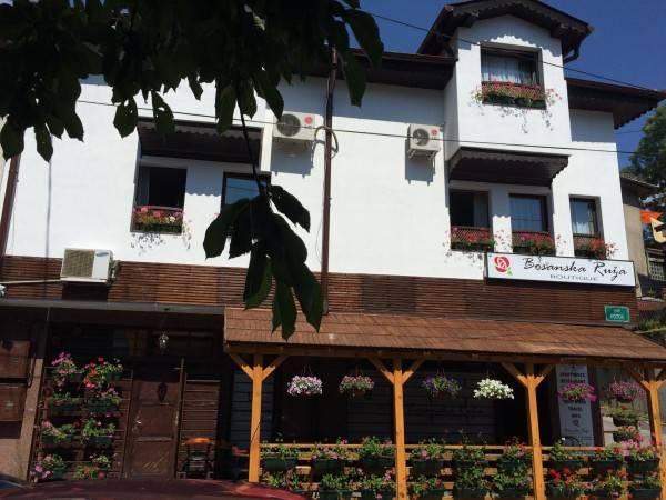 Hotel Boutique Bosanska ruza