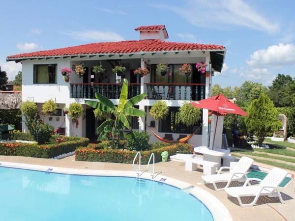 Hotel Finca Rincon Paisa