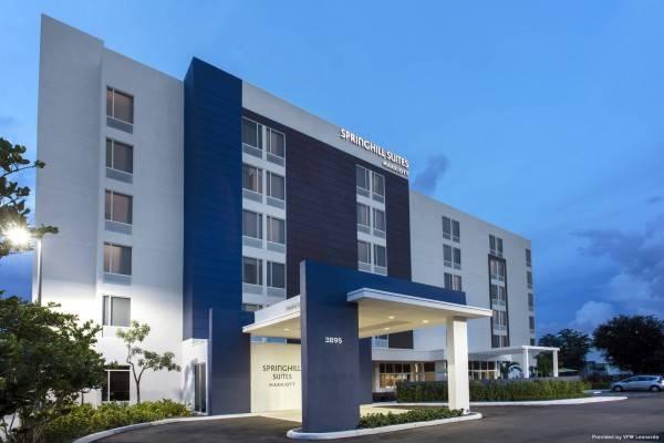 Hotel SpringHill Suites Miami Doral