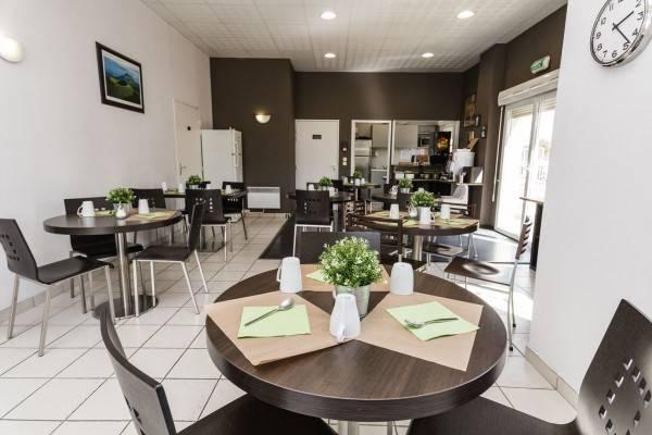 Hotel Garden & City Clermont Ferrand- Gerzat