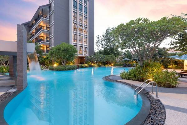 Hotel The Radiance Pattaya
