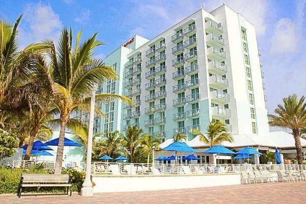 Hotel Hollywood Beach Marriott