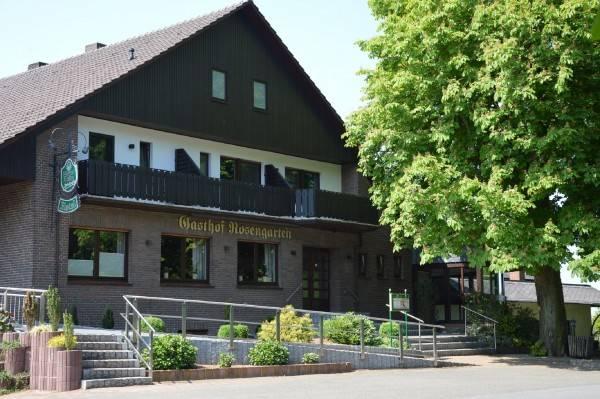 Hotel Rosengarten Gasthof