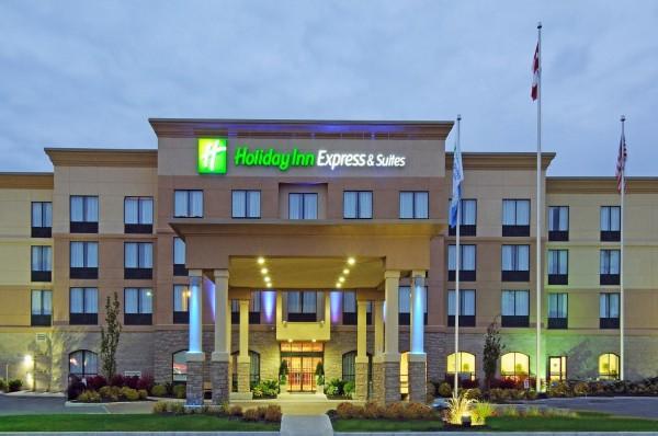 Holiday Inn Express & Suites BELLEVILLE