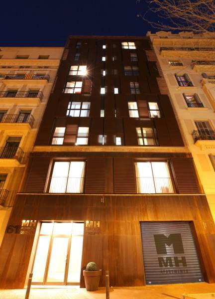 Hotel MH Apartments Urban
