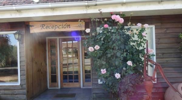Hotel Cabañas Parque Salto del Laja