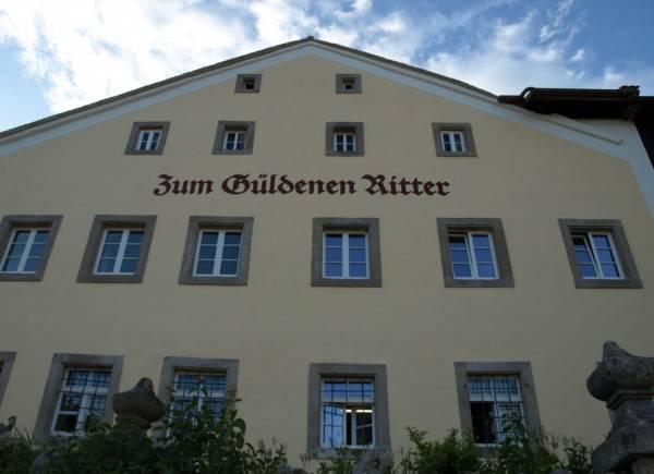 Hotel Zum Güldenen Ritter