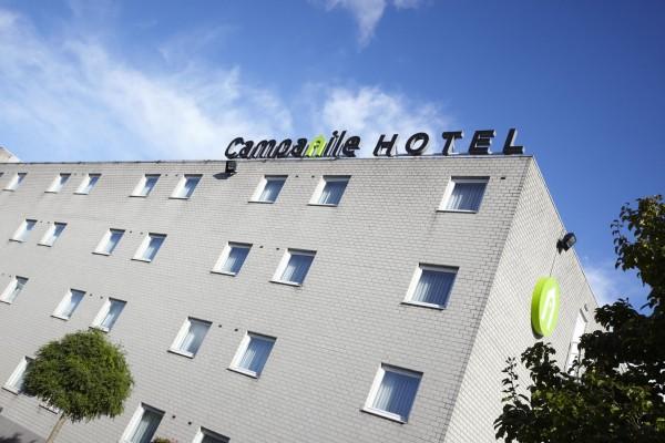 Hotel Campanile - Brussel Bruxelles Vilvoorde