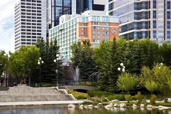 Hotel Sheraton Suites Calgary Eau Claire