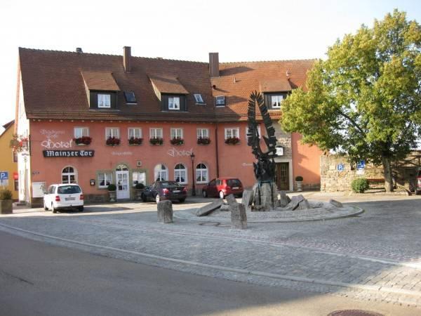 Hotel Mainzer Tor