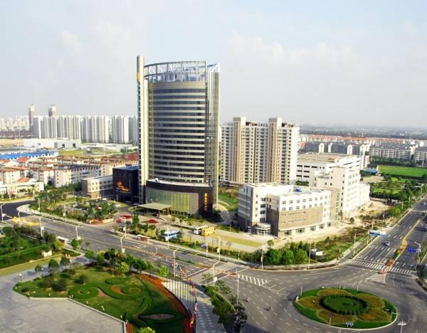 Taicang Zhonggu International Hotel Former:JinJiang International Taicang