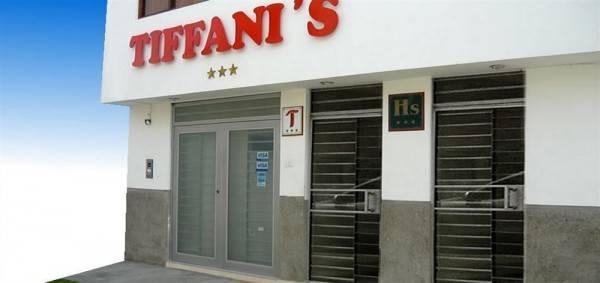Hotel Hostal Tiffanis