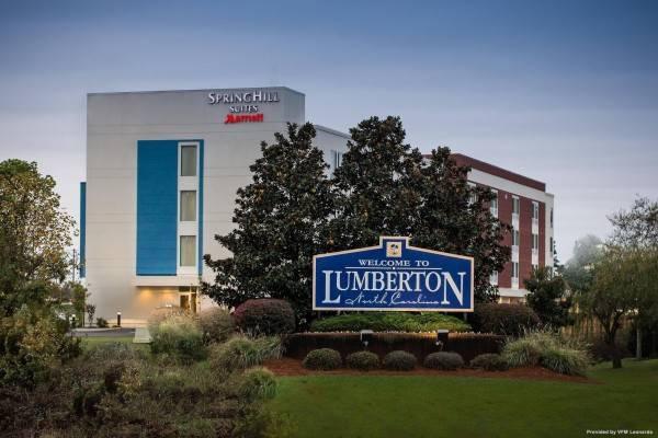Hotel SpringHill Suites Lumberton