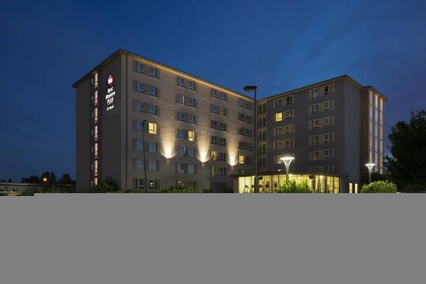 Hotel Best Western Plus Io